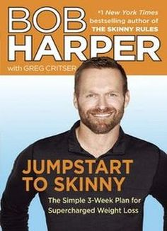 Jumpstart To Skinny: The Simple 3-Week Plan For Supercharged Weight Loss PDF