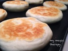 Mexican Food Recipes, Snack Recipes, Cooking Recipes, Bread Recipes, Pan Bread, Bread Baking, Mexican Bread, Pan Relleno, Crepes And Waffles