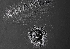 Creation of Chanel Jewellery's greeting card.