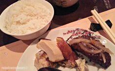 The Rebel Sweetheart.: Hong Kong Holiday   Dinner at Plaza Inn.