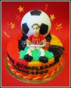 Totti Cake