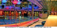 Costa Concordia - Discothèque Lisboa Disco