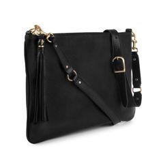 PACHA II in Black Leather