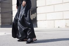 H&M Conscious Exclusive Wide Pants, Red Carpet Looks, Exclusive Collection, Harem Pants, Give It To Me, Blazer, Silk, Shoes, Fashion