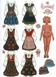 4 Norwegian Paper Dolls With Norway Bunads Traditional Folk Costumes for sale online Paper Toys, Paper Crafts, Paper Doll Craft, Paper Dolls Printable, Costumes For Sale, Vintage Paper Dolls, Antique Dolls, Prima Paper Dolls, Thinking Day