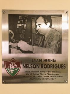 Nelson Rodrigues.