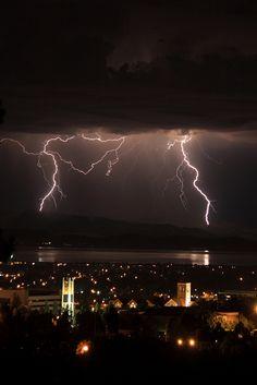 Nature's Whip! - Lightning Bolts
