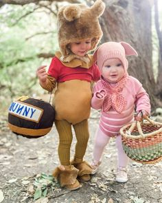 Piglet Halloween Costume, Halloween Outfits, Fete Halloween, Happy Halloween, Halloween Recipe, Women Halloween, Halloween Halloween, Halloween Projects, Halloween Makeup