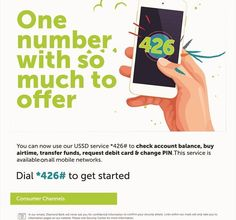 How to Use Diamond Bank USSD Code: Introducing Diamond Bank Code to make transfers, recharge your phones and check your account balance. Offer You, Number One, Being Used, Accounting, Coding, Diamond, Cards, Business Accounting, Maps
