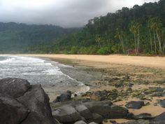Juara Beach, Pulau Tioman, Malaysia