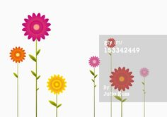 Various Colors And Sizes Of Gerbera Daisies… Royalty-free Illustration | Getty Images UK | 153342449