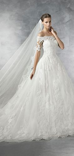 2016 wedding dress collections | Please contact Pronovias for authorized retailers and pricing ...