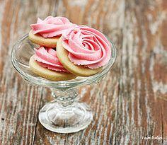 Tea Rose Cookies
