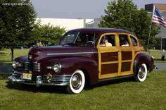 1946 Nash Suburban