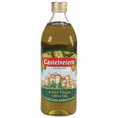 Castelvetere Extra Virgin Olive Oil  $6.50
