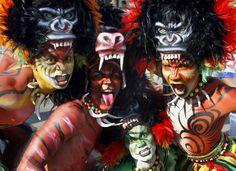 Carnaval de Barranquilla ... Colombia .