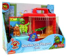 FisherPrice Wonder Pets Portable Playsets Tuck ** Be sure to check out this awesome product.