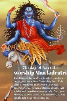 Navratri Pictures, Navratri Images, Maa Image, Maa Durga Image, Navratri Puja, Happy Navratri, Hindu Rituals, Hindu Mantras, Kali Goddess