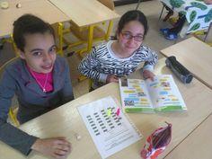 Keifijn.be - De Franse werkwoorden oefenen tijdens hoekenwerk