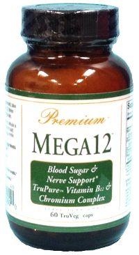 Premium Nutrition™ Mega12™ – 60 Capsules