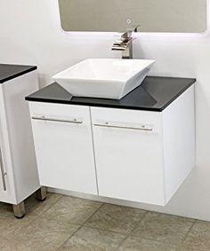 WindBay-36-wall-mount-floating-bathroom-vanity-sink-set-Vanities-sink-White-0