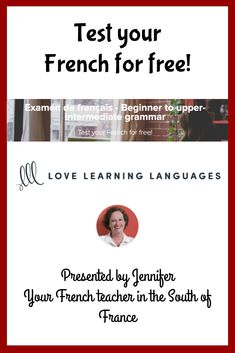 Printing Videos Architecture Home How To Learn French Design Studios Referral: 5463654331 Learn French Online, French Conversation, University High School, French Verbs, Learning Cards, Free In French, French Teacher, Learning Styles, How To Speak French