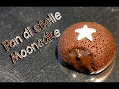 Tutorial 39 • Pan di stelle Mooncake in fimo e cernit - how to create a polymer clay Mooncake - YouTube