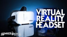 #VR #VRGames #Drone #Gaming Vizor Pro Virtual Reality Headset and Controller - Virtual Fun 3d glasses, augmented reality, device, Fun, fun gift, Gadget, gadget gift, game, game controller, gamer, gaming, gift, gifts for her, gifts for him, prezzybox, smartphone, smartphone app, tech, virtual reality, virtual reality games, virtual reality glasses, virtual reality headset, virtual reality toronto, virtual reality video, vizor gaming controller, vr education, vr education apps