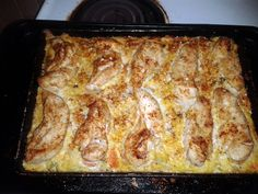 Search result for vidalia onion chicken casserole. 4 easy and delicious homemade recipes. See great recipes for Mike's EZ Hot BBQ Chicken Hoagies & EZ Baked Beans too! Chicken Casserole, Casserole Recipes, Casserole Dishes, Great Recipes, Favorite Recipes, Yummy Recipes, Yummy Food, Yummy Eats, Rice Recipes