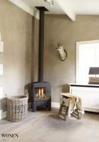 60+ Ideas Living Room Country House Log Burner #house #livingroom