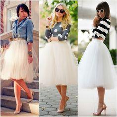 saia, skirt, rodada, moda, fashion, ballet, tulle, tule