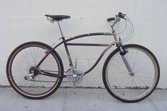 Bike Works NYC-Collections-Schwinn Excelsior original prototype mountain bike