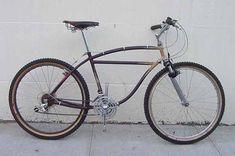 Bike Works NYC-Collections-Schwinn Excelsior original prototype mountain bike