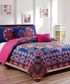 Harmony Five-Piece Comforter Set