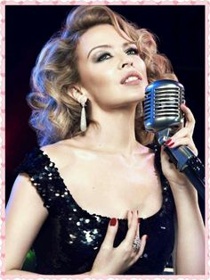 See Kylie Minogue pictures, photo shoots, and listen online to the latest music. Kylie Minogue Slow, Beautiful One, Beautiful People, Kylie Minouge, Celebrity Beauty, Female Singers, Celebs, Celebrities, Latest Music
