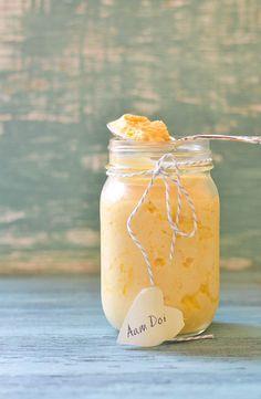 Mix and Stir: Mango Flavored Yogurt