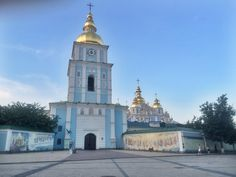 St. Michael's Cathedral, Kiev