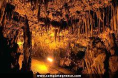 Cave Alistrati - Alistrati - Serres - #Greece
