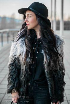 Stylish Yeti : neue Fake Fur Jacke von Gamiss Julies Dresscode