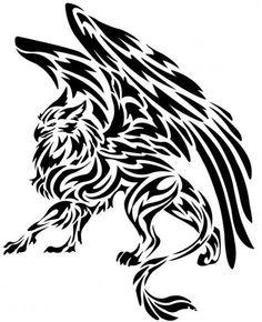 Значение татуировок Грифон