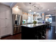 Total remodel completed and up for sale.  Arden Ave So in Edina