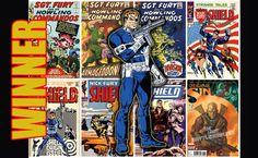 Nick Fury, Agent of SHIELD (Marvel Comics)