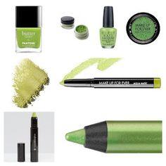 Ro&Ro Beauty Blog: Beauty Trend: Greenery