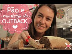 Como fazer pão e manteiga do Outback - Receita de Pão Australiano e mant...