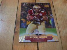 2014 Upper Deck Card 146 Devonta Freeman Atlanta Falcons 4th Round Pick FSU Acc   eBay