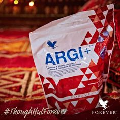 ARGI+ is the perfect gift for someone who loves to be active all day. #thoughtful #thoughtfulgift #christmas #holidays #holidayseason #presents #foreverliving #products #giftideas #giftidea #gits