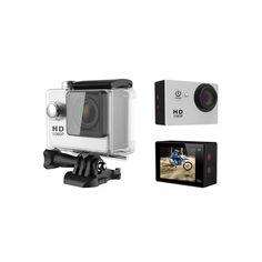 A9 HD 1080P MJPEG 2 inch LCD IP68 30m Waterproof Sports Action Camera DVRCamera