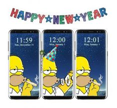 Happy New Year Homer Simpson Smoking Joint Funny Weed Memes #weedmemes #cannabis #stoners #marijuana #weed #smokeweedeveryday