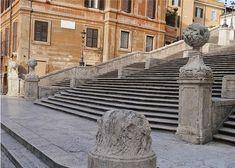 Roma, Plaza De España, Trampa