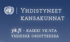 Pieni YK-kirja - uusi globaalikasvatusmateriaali esi- ja alkuopetukseen | YK-liitto.fi Central Government, History, Historia